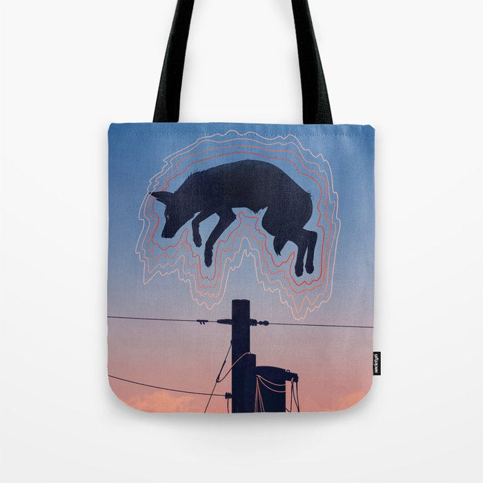 Ghost Summer Tote Bag