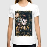 tarot T-shirts featuring Tarot & Totems by Chad Savage