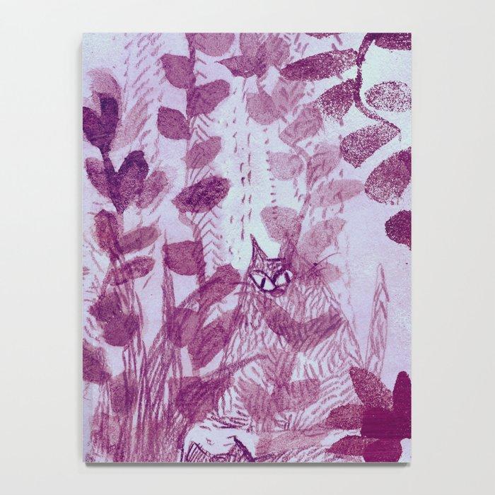 hiding cats Notebook