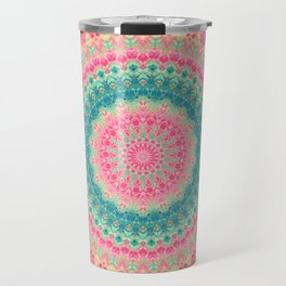 Mandala 214 Travel Mug