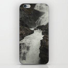 Whitewater iPhone Skin