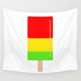 Popsicle colorful design Wall Tapestry