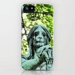 Haserot iPhone Case