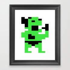 Yamo Framed Art Print