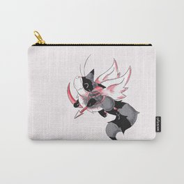 Masked Cupid Carry-All Pouch