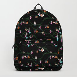 90's holiday cheer! Backpack