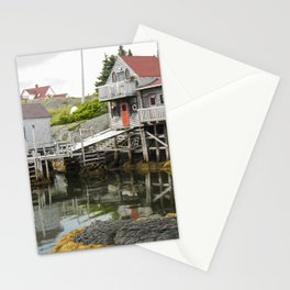 Blue Rocks Stationery Cards