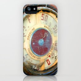 Old Speed iPhone Case