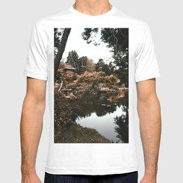 Japanese Tea Garden T-shirt