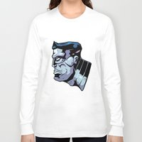 xmen Long Sleeve T-shirts featuring x15 by jason st paul