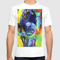 The Offering Mens Fitted Tee White MEDIUM