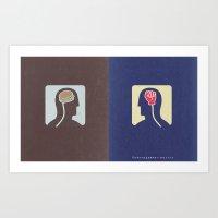 the national Art Prints featuring national split ... by matzenbacher