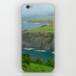 Coastal landscape iPhone Skin