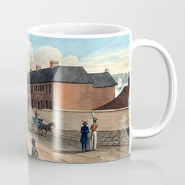 Augustus Earle View from the Sydney Hotel Coffee Mug