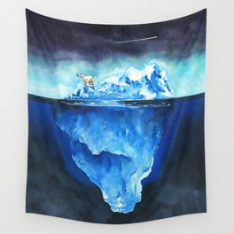 I'm Used To It - Print Wall Tapestry