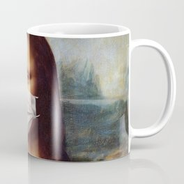 Mona Mask Coffee Mug