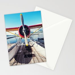 Alaskan Float Plane Stationery Cards