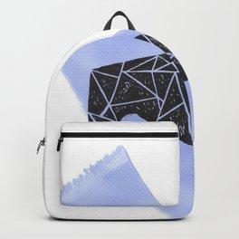 Geometric Horse 2 Backpack