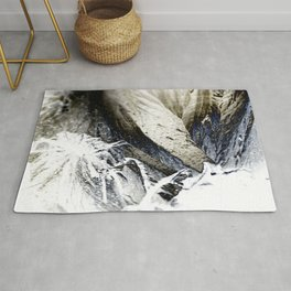 Ice-Mountains Rug