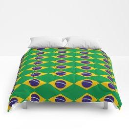flag of brazil 2-Brazil, flag, flag of brazil, brazilian, bresil, bresilien, Brasil, Rio, Sao Paulo Comforters