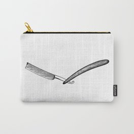 Straight razor Carry-All Pouch