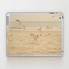 Love of the Ocean Laptop & iPad Skin