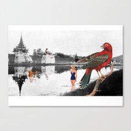 tirachinas Canvas Print