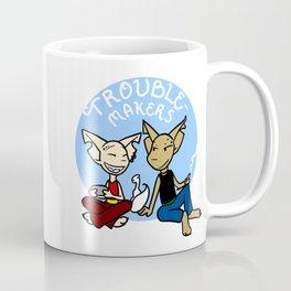 Troublemakers Coffee Mug