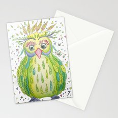 Forest's Owl Stationery Cards
