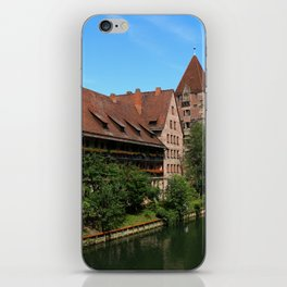 At The Pregnitz - Nuremberg iPhone Skin