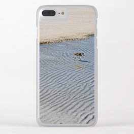 Tidal Dance Clear iPhone Case
