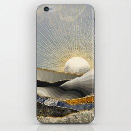 Morning Sun iPhone Skin