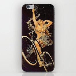 Vintage 1899 Cycles Sirius Bicycle Ad iPhone Skin