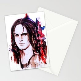 Reprogrammed.  Stationery Cards