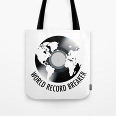 World Record Breaker Tote Bag
