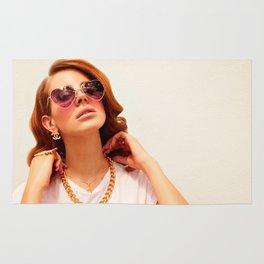 Lana Del Rey5 Rug
