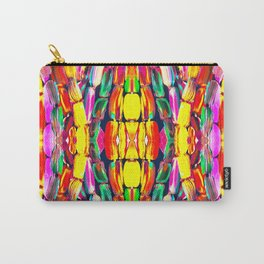 New Watermelon Sugarcane Pattern Carry-All Pouch