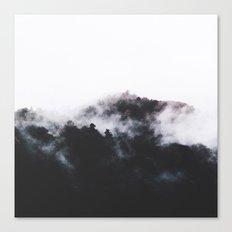 Scandinavian Forest Canvas Print