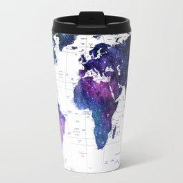ALLOVER THE WORLD-Galaxy map Travel Mug