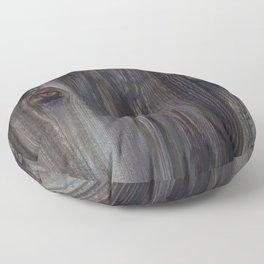 Wood Texture Floor Pillow