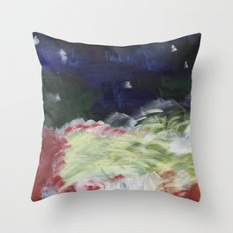Sheltered #28 Throw Pillow