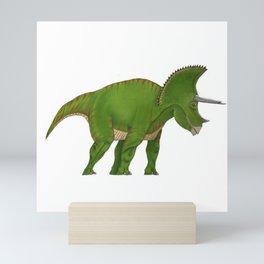 Triceratops Mini Art Print