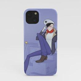 Sailor Prussia iPhone Case