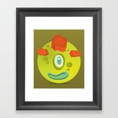 LOL WUT? Framed Art Print