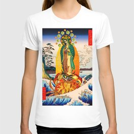 Virgin Mary of the Rock Crab T-shirt