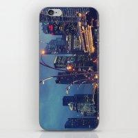 singapore iPhone & iPod Skins featuring Singapore by Karen