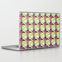 trippy Laptop & iPad Skins featuring Trippy by Idle Amusement