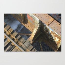 BU Bridge Canvas Print