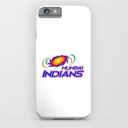 Mumbai Indians IPL iPhone Case
