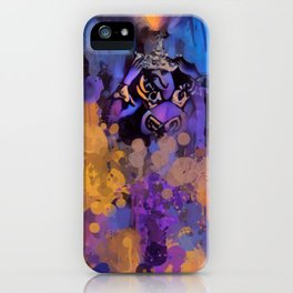 Drowned belle 2 iPhone Case